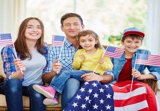 """ויזה לארה""""ב למשפחה"""