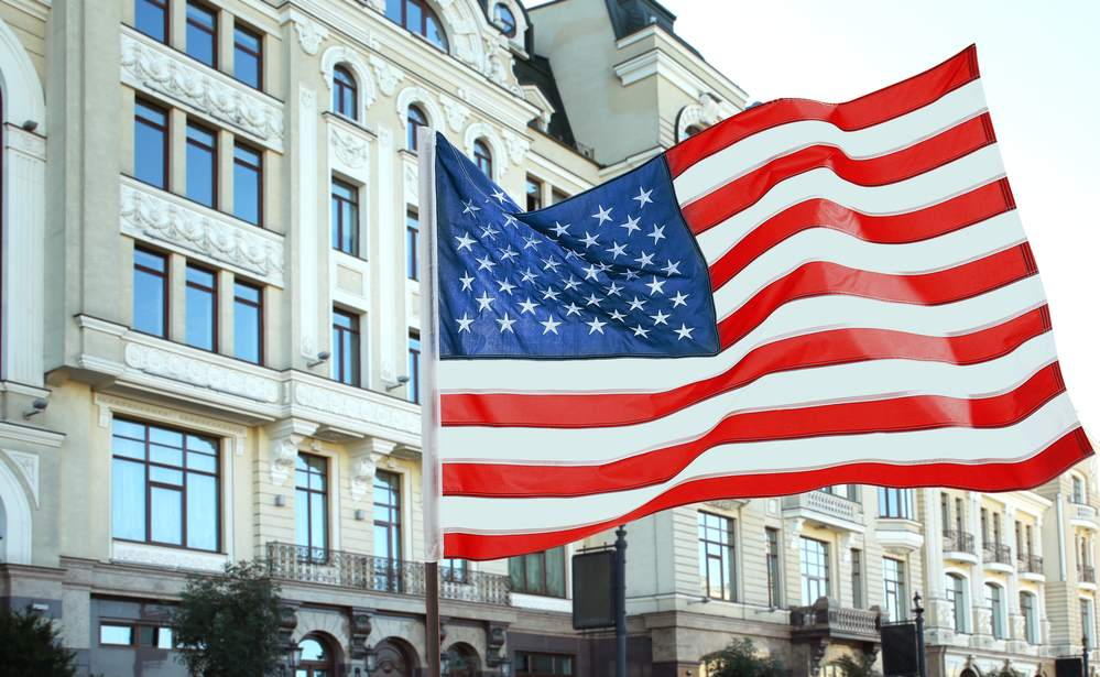 """איך קובעים תור לשגרירות ארה""""ב?"""