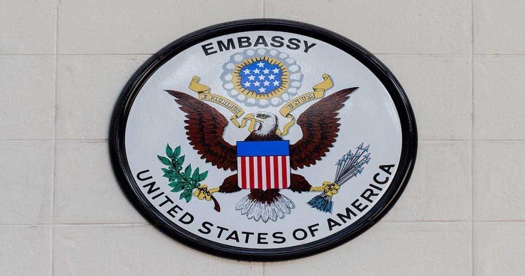 """איך מוציאים ויזה לאמריקה בשגרירות ארה""""ב"""