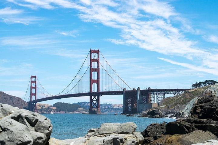 הגשר בארצות הברית