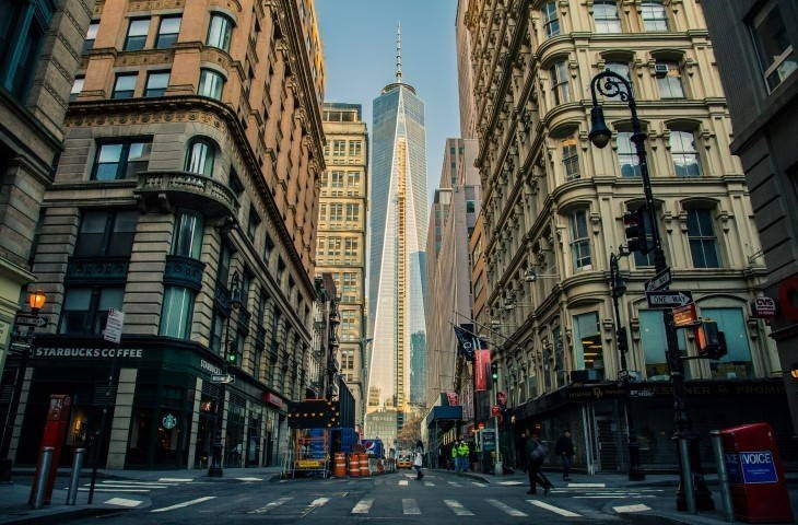 """בניינים יפים בארה""""ב ניו יורק"""
