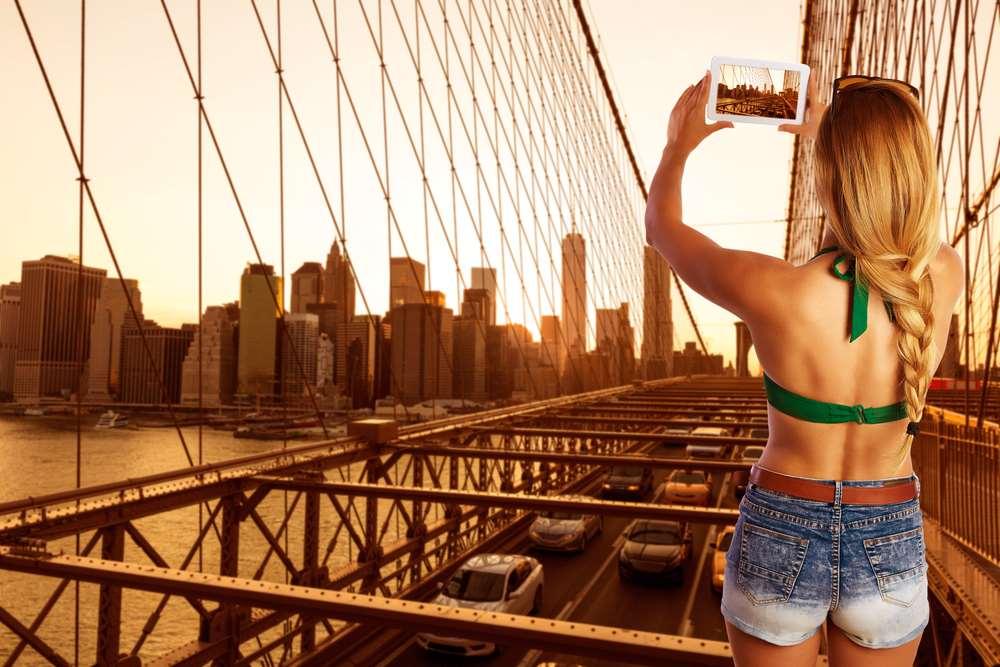 גשר ברוקלין ניו יורק