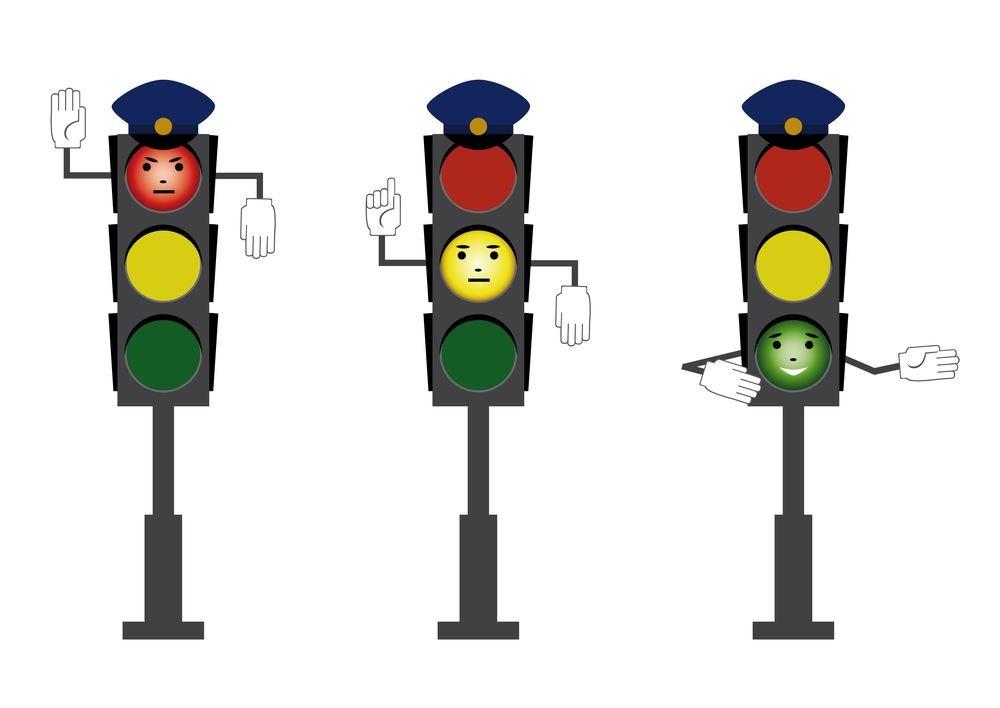 """חוקי תנועה בארה""""ב"""