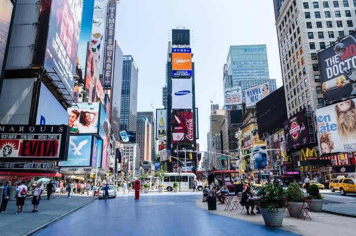 טיימס סקוור (Times Square)