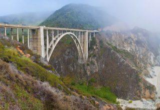 כביש 1 קלפורניה - גשר יפה
